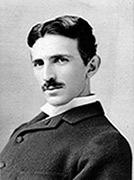 Nikola Tesla - Foto autore