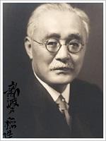 Inazo Nitobe - Foto autore