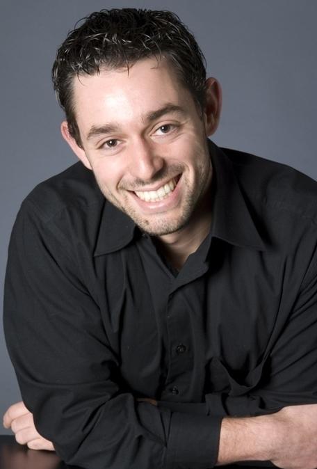 Jacob Morgan - Foto autore