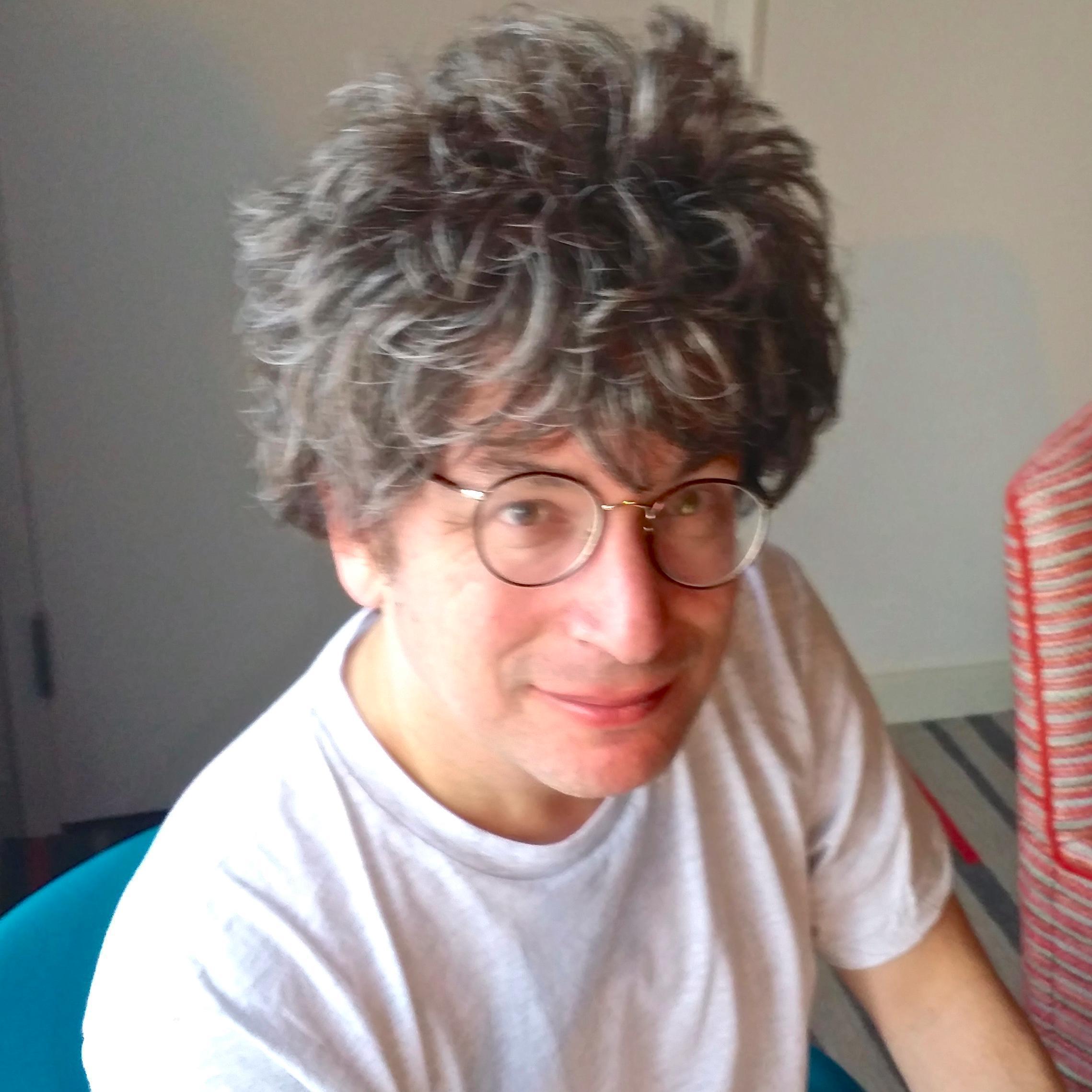 James Altucher - Foto autore