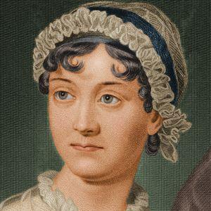 Jane Austen - Foto autore