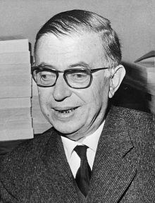 Jean-Paul Sartre - Foto autore