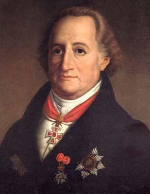 Johann Wolfgang Goethe - Foto autore