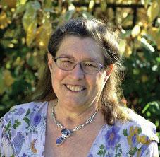 Judy Hall - Foto autore