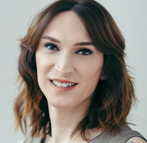 Juno Dawson - Foto autore