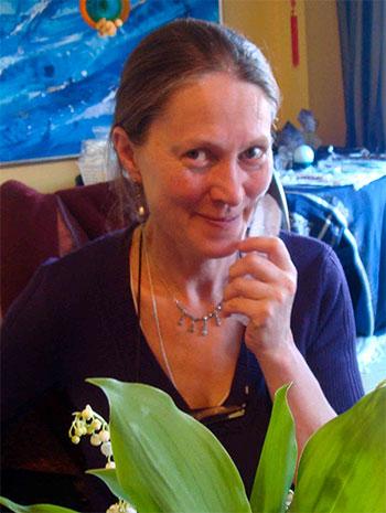 Katrina Raphaell - Foto autore