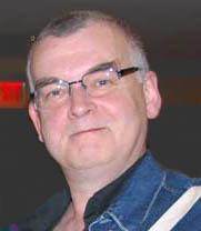 Ken Mcleod - Foto autore