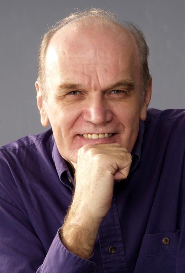 Leo Angart - Foto autore