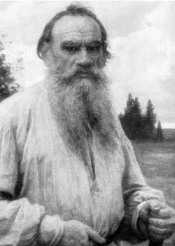 Leone Tolstoi - Foto autore