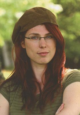 Linda Louis - Foto autore