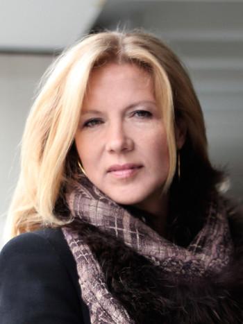 Liza Marklund - Foto autore