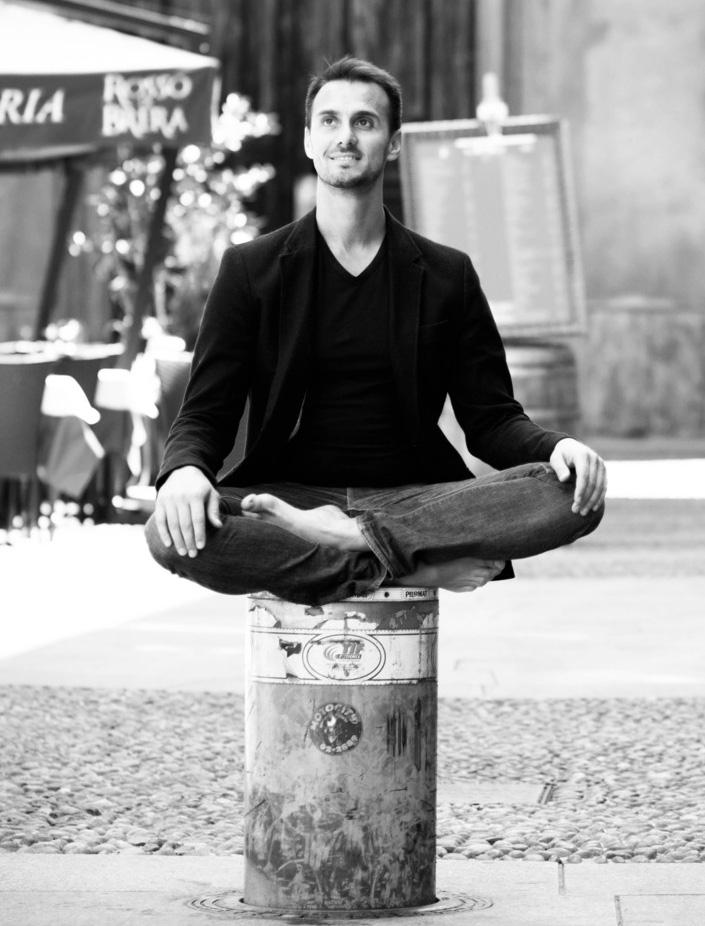 Luca D'Alessandro - Foto autore