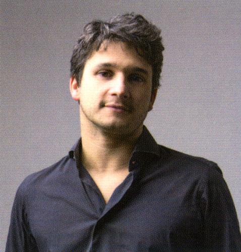 Luca Mazzucchelli - Foto autore