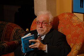 Luciano De Crescenzo - Foto autore