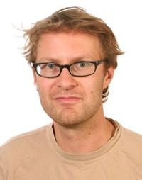 Luke Harding - Foto autore