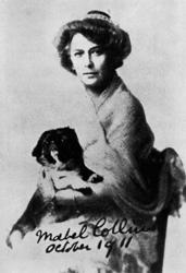 Mabel Collins - Foto autore