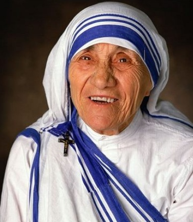 Madre Teresa - Foto autore