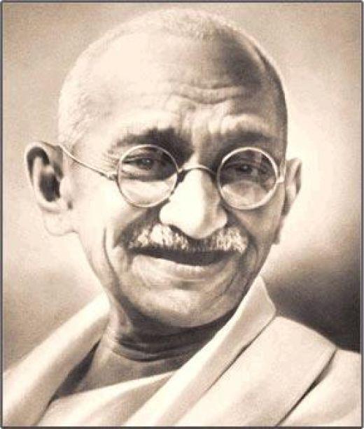 Mohandas Karamchand Gandhi - Foto autore