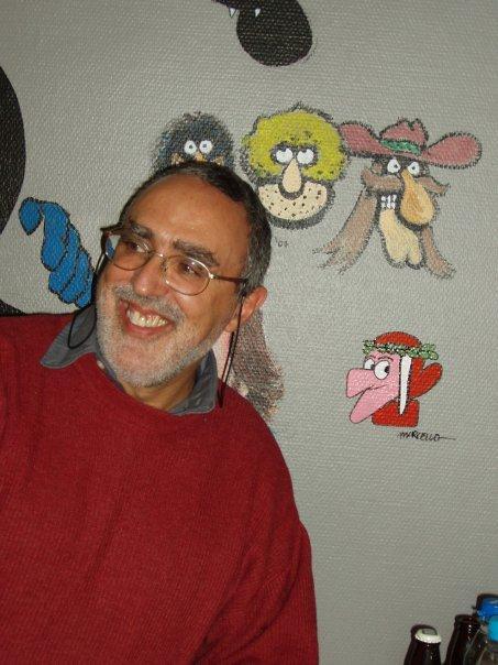 Marcello Toninelli - Foto autore