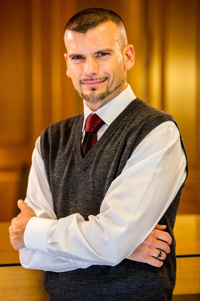 Marco Valerio Ricci - Foto autore