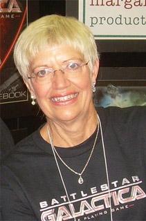 Margaret Weis - Foto autore