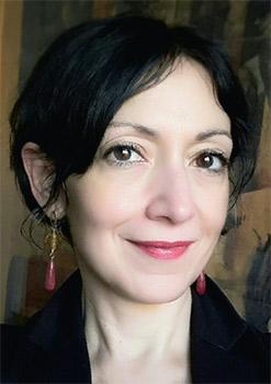 Maria Grazia Parisi - Foto autore