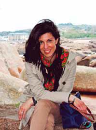 Marie Poulhalec - Foto autore