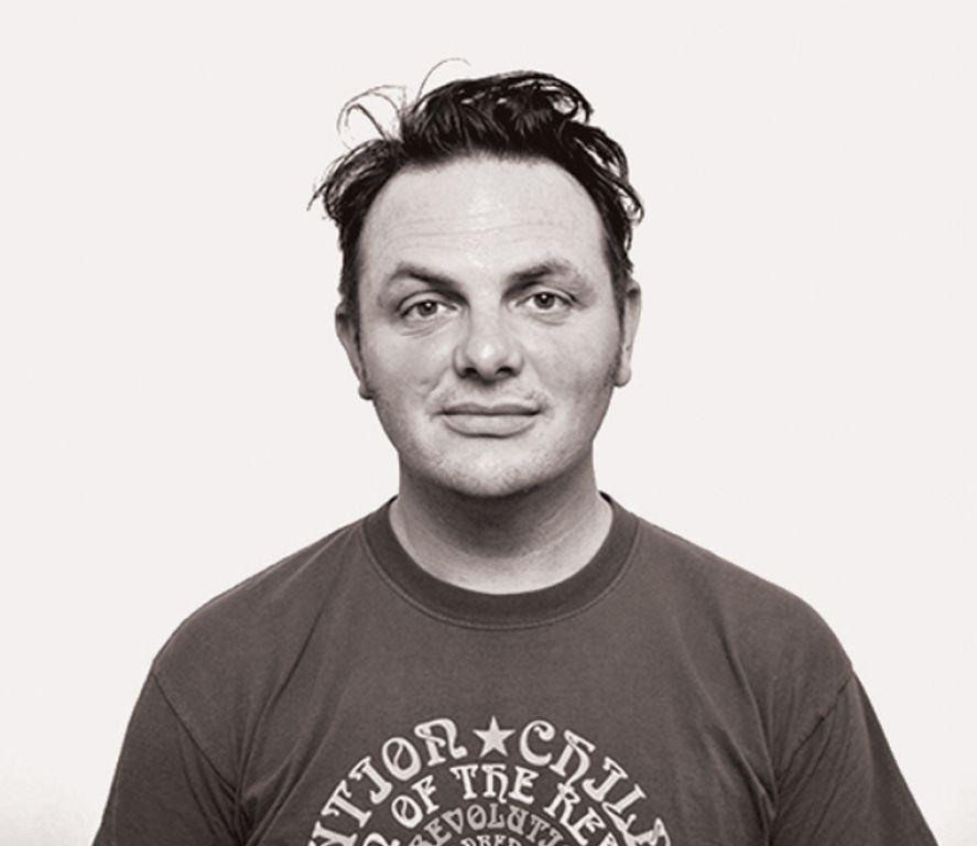 Mark Shayler - Foto autore