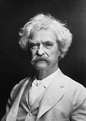 Mark Twain - Foto autore