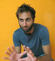 Matteo Caccia - Foto autore
