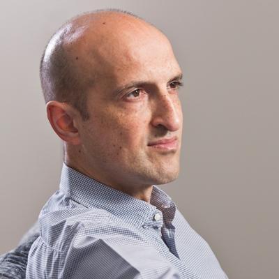 Matthew Syed - Foto autore