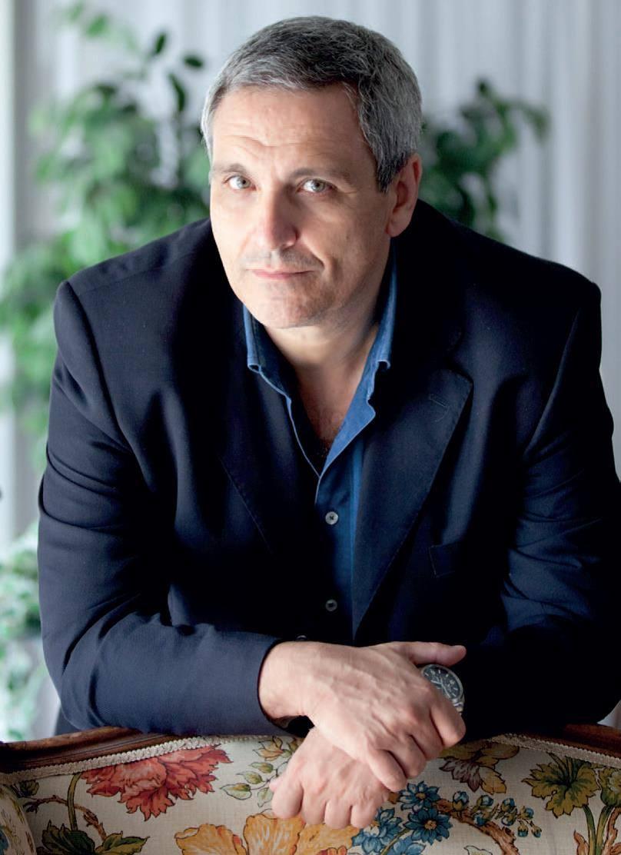 Maurizio de Giovanni - Foto autore
