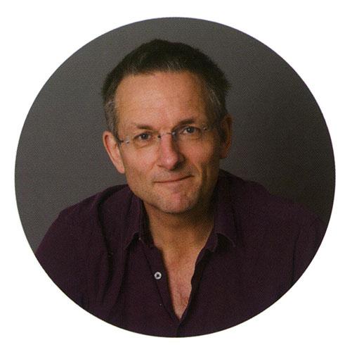 Michael Mosley - Foto autore