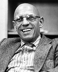 Michel Foucault - Foto autore