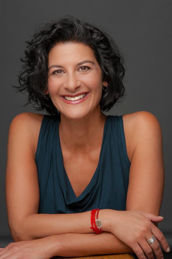 Nancy Levin - Foto autore