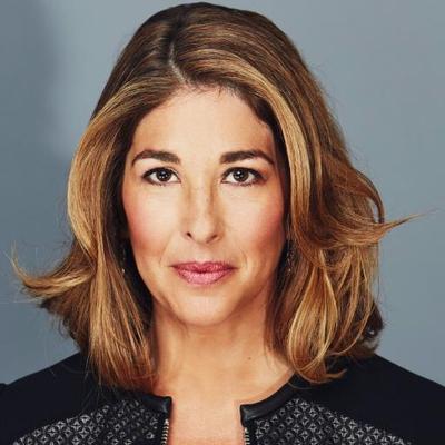 Naomi Klein - Foto autore