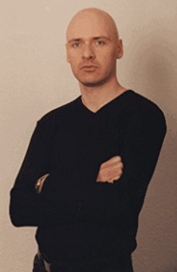 Nick Redfern - Foto autore