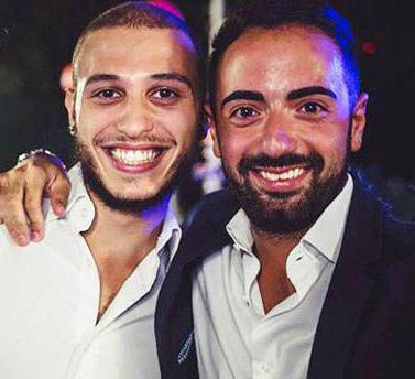 Nicola Guarino e Attilio Cordaro