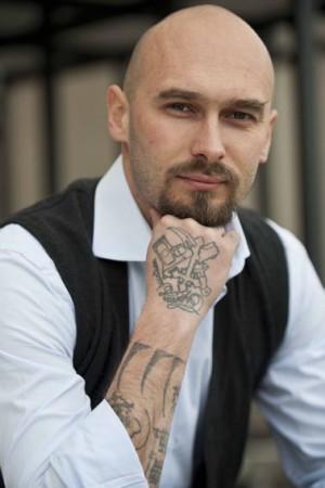 Nicolai Lilin - Foto autore