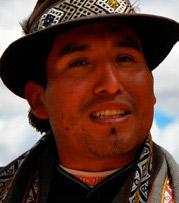 Nicolás Pauccar Calcina - Foto autore