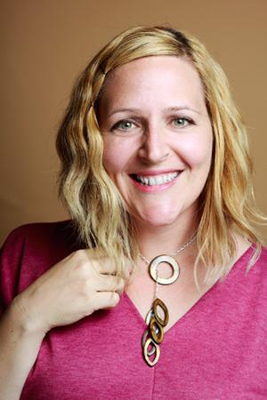 Nicole Boudreau - Foto autore