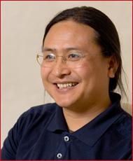 Nida Chenagtsang - Foto autore