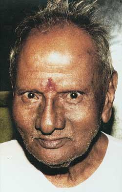 Nisargadatta Maharaj - Foto autore