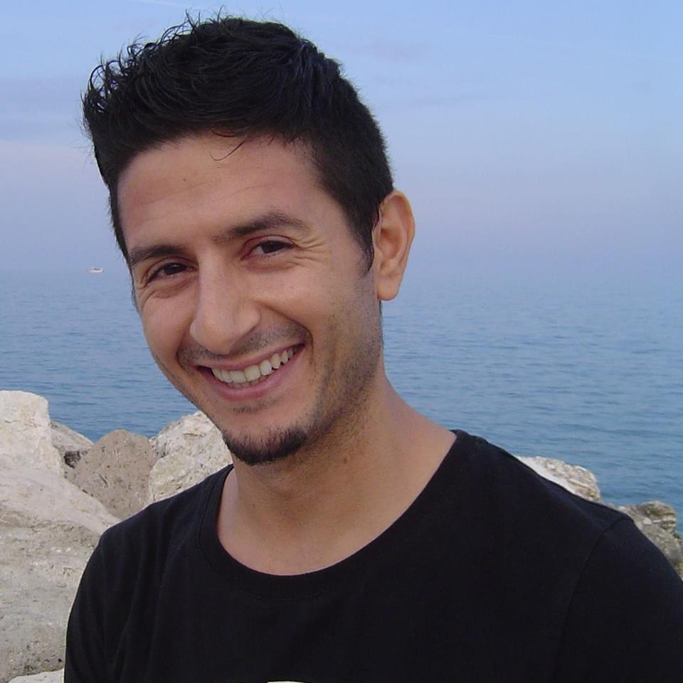 Omar Montecchiani - Foto autore