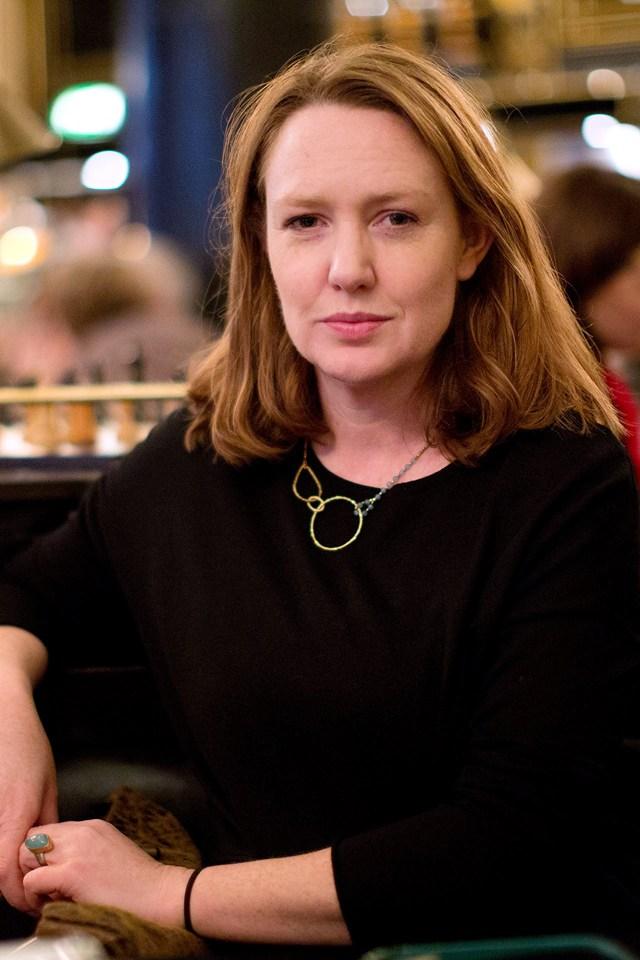 Paula Hawkins - Foto autore