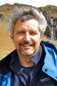 Peter Woolley - Foto autore