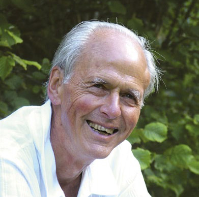 Pierre Pradervand - Foto autore