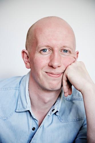 Piers Torday - Foto autore