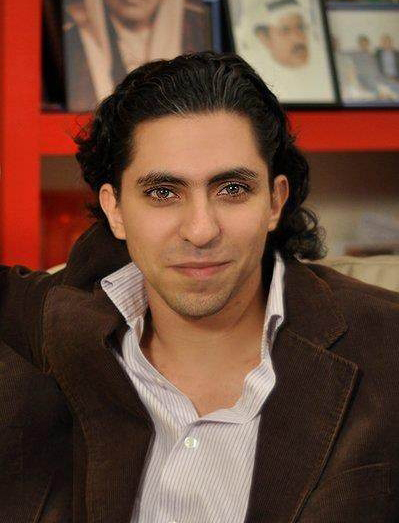 Raif Badawi - Foto autore