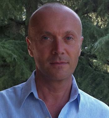 Raul Vergini - Foto autore